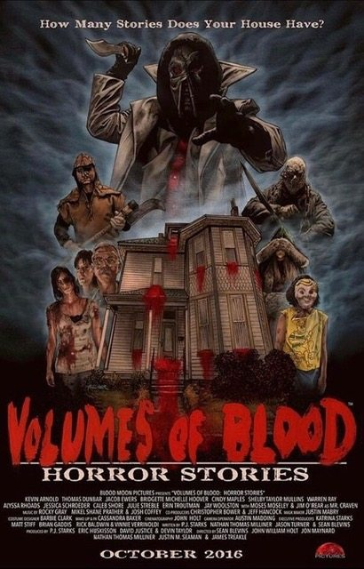Volumes of Blood Horror Stories – Movie Review