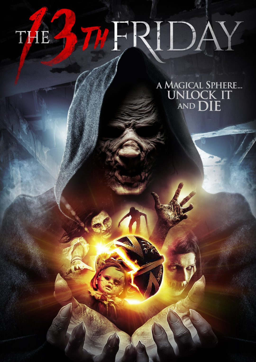 'The 13th Friday' Premieres on Digital this October!