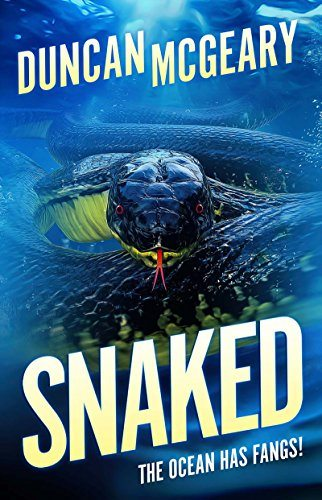 Snaked: Deep Sea Rising – Book Review