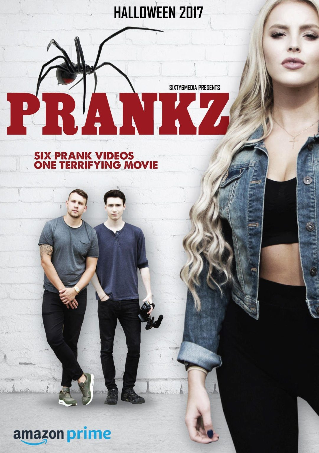'Prankz' is Coming to Amazon!