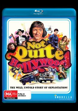 Not Quite Hollywood – Blu-ray Review