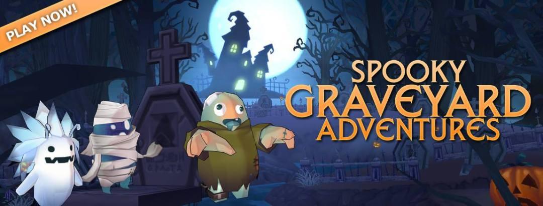 Elsword Kicks Off Halloween Celebrations with 'Spooky Graveyard Adventures'