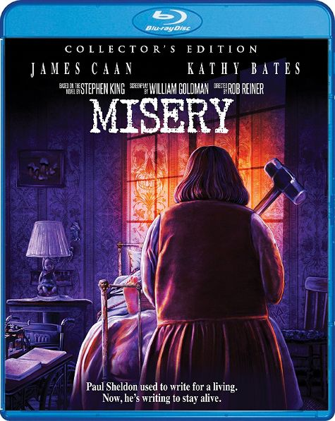 Misery – Blu-ray Review