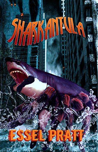 Sharkantula – Book Review