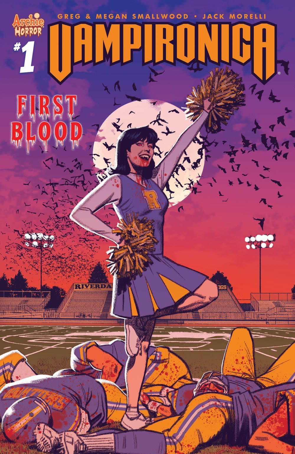 """'Archie Comics' is Set to Give Us """"Vampironica!"""""""