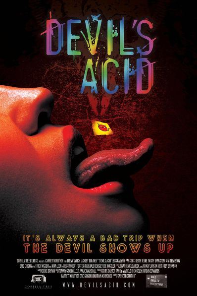 Things are Getting Trippy in These 'Devil's Acid' Trailers!