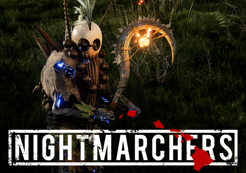 Nightmarchers' Latest Video Shines a Spotlight on 'Outposts'
