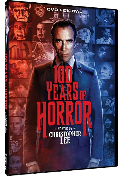 100 Years of Horror – DVD Review
