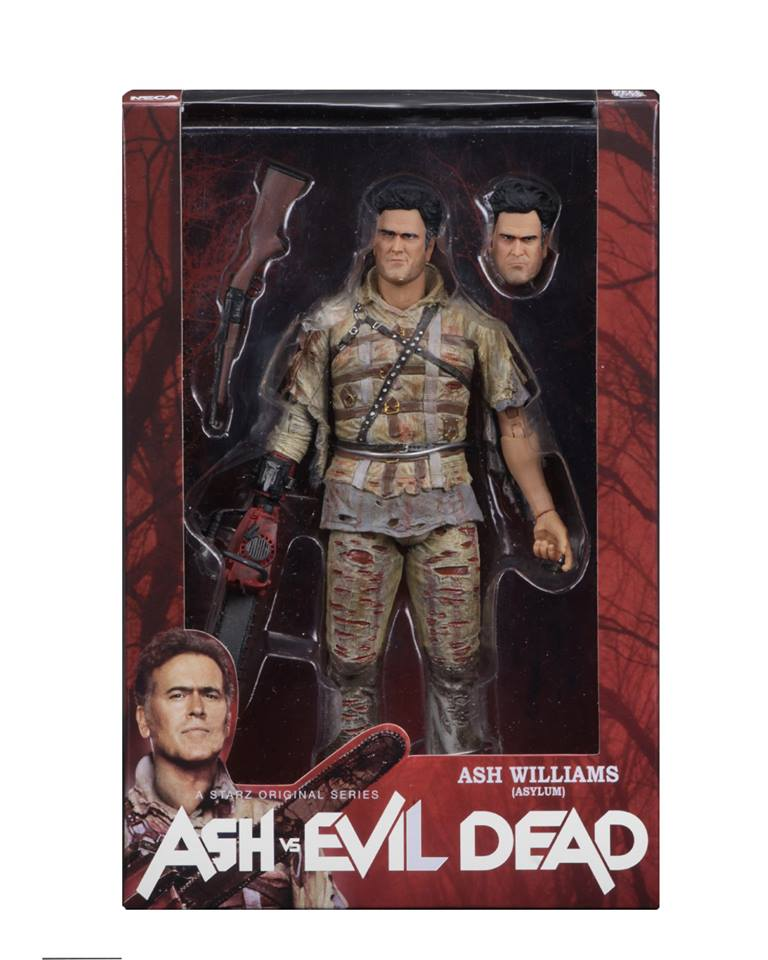 Loved 'Ash Vs Evil Dead' Season 2? You'll Love These New Figures!