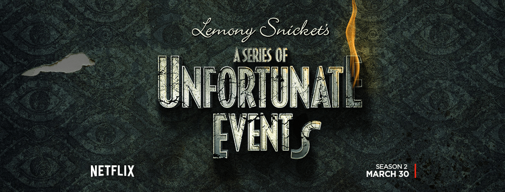 The Trailer is Out for a 'Series of Unfortunate Events' Season 2!