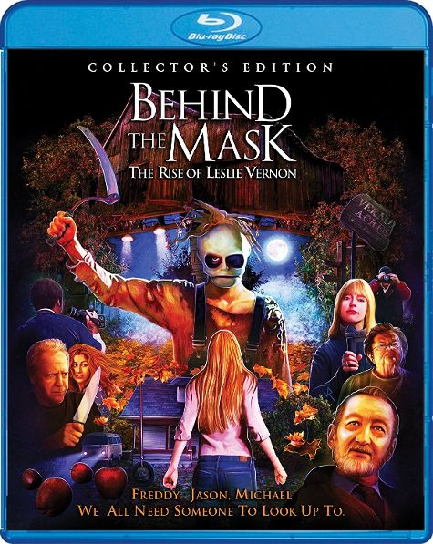 Behind the Mask: The Rise of Leslie Vernon – Blu-ray Review