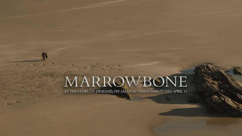 'Marrowbone' Premieres a New Clip!