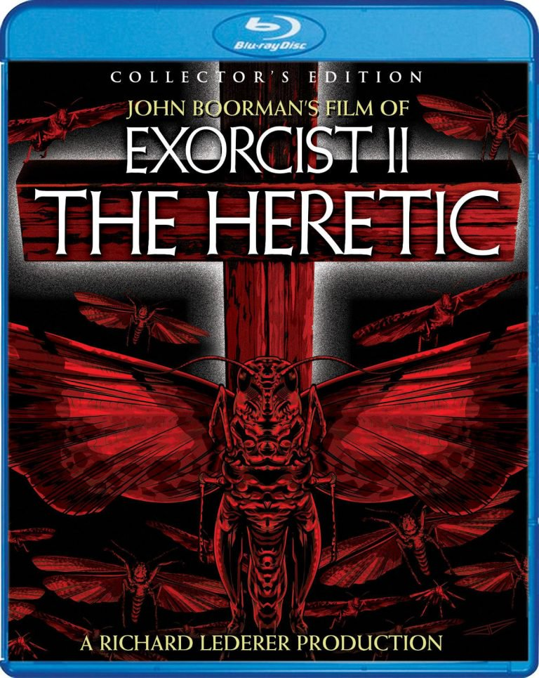 'Exorcist II: The Heretic' Blu-ray Announced by Scream Factory