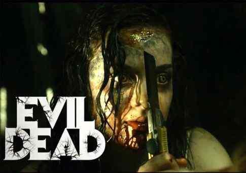 Mia in Evil Dead