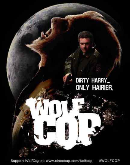 Wolf Cop poster 2