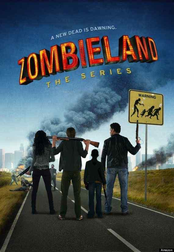 Zombieland TV series teaser poster