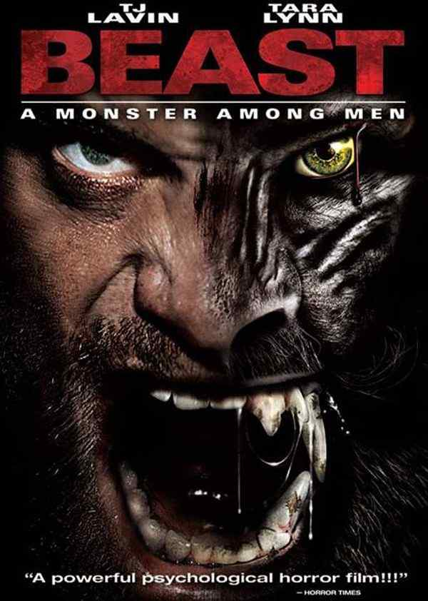 Beast A Monster Among Men movie poster