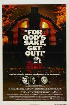 The Amityville Horror 1979 movie poster