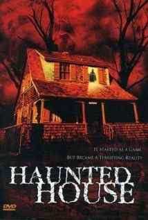 Haunted House dvd cover