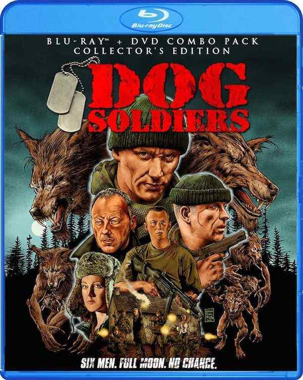 Dog Soldiers dvd artwork