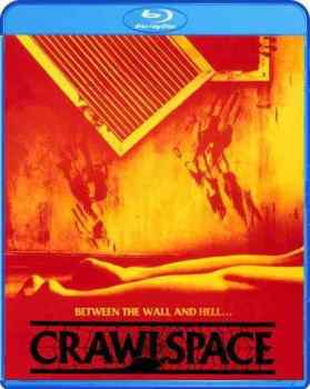 Scream Factory's Crawlspace and Eve of Destruction Blu-Ray Giveaway Tonight on HSR! 2