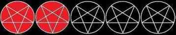 Pentagram 2 star ratings 2