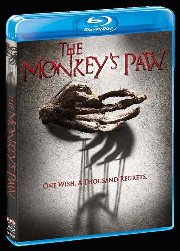 The Monkey's Paw Blu-ray