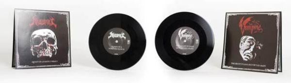 Miasmal and vampire vinyl