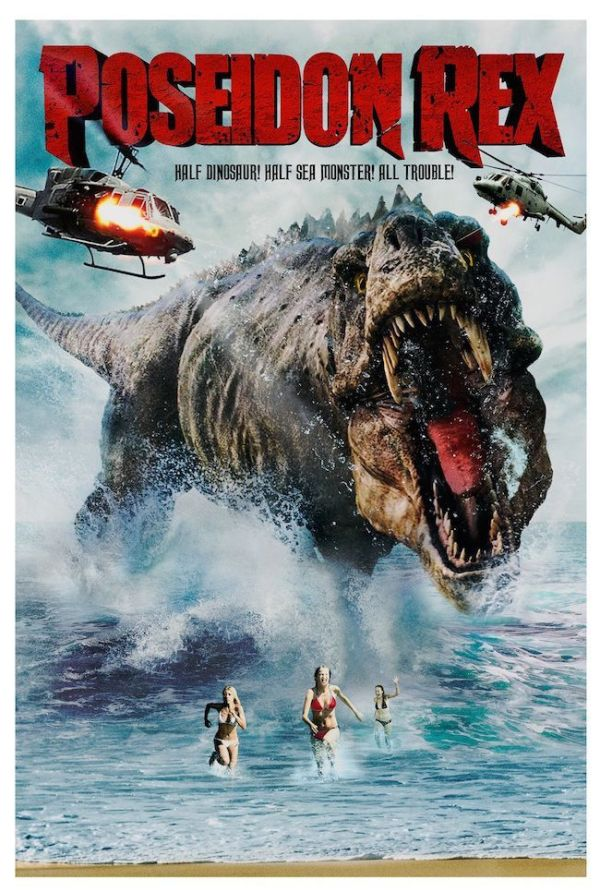 Poseidon Rex movie poster