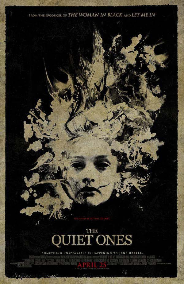 The Quiet Ones - Poster