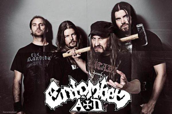 Entombed AD band
