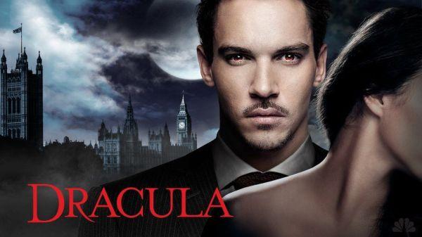 NBC Dracula poster