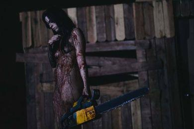 Naked Zombie Girl image 2