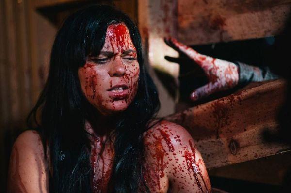 Naked Zombie Girl image 6