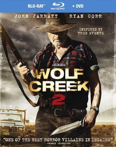 Wolf Creek 2 Bluray