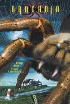 Arachnia dvd cover