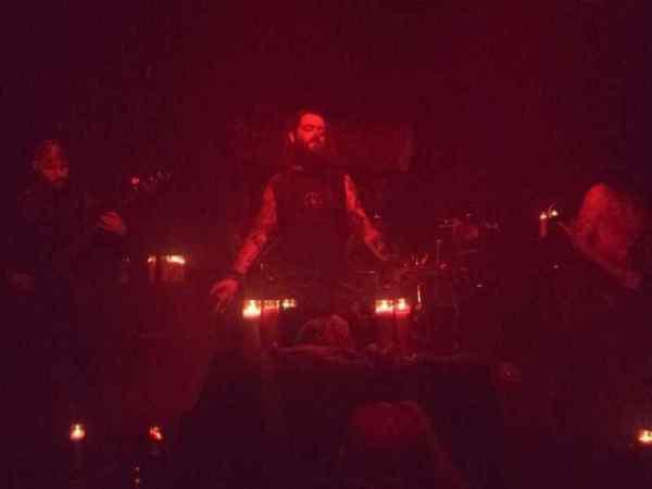 TELOCH VOVIN NYC Occult Black Metal Coven Announces New Live Rituals
