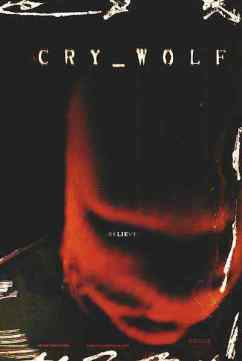 Cry Wolf movie poster