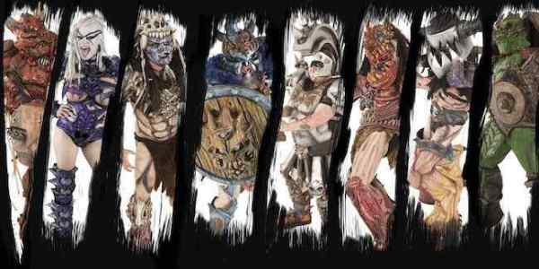 GWAR Eternal Tour