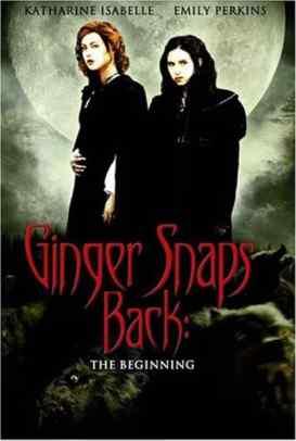 Ginger Snaps Back