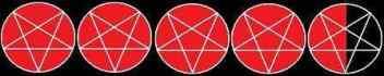 Pentagram 4.5 ratings