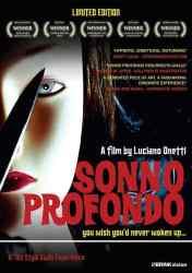 Sonno Profondo DVD Cover