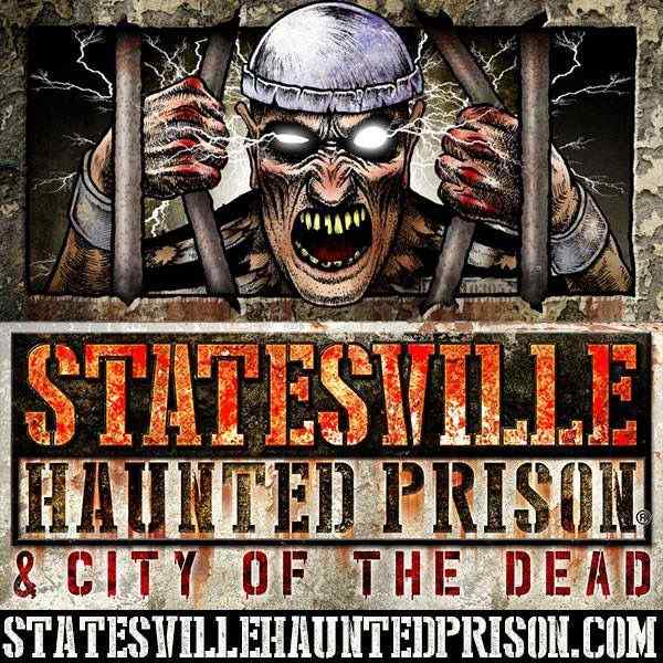 Statesville Haunted Prison logo