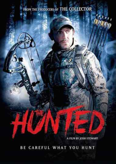 The Hunted dvd 2