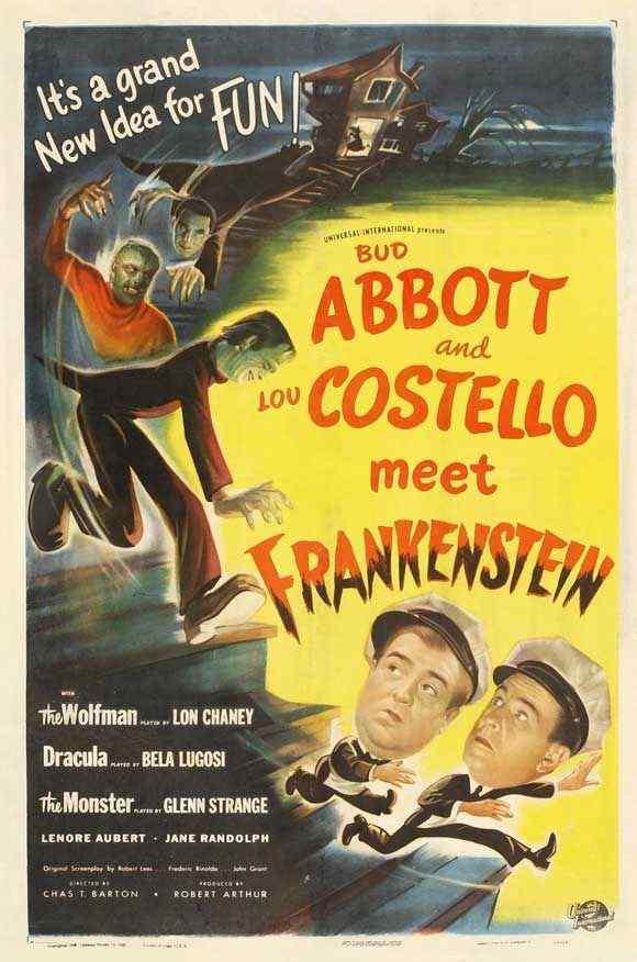 Abbott and Costello meet Frankenstein 1948