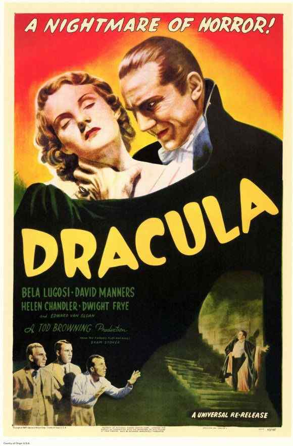 Dracula 1931 movie poster