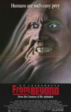 From Beyond movie poster