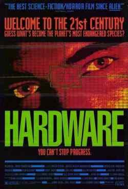 Hardware movie poster