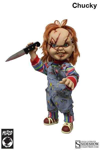 Horror Society Sideshow Chucky giveaway