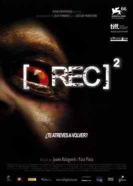 Rec 2 movie poster